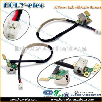 DC Power Jack Board for HP DV9000 90W With Cable(PJ127)
