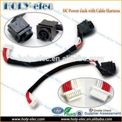 DC Power Jack Harness CABLE FOR SONY VAIO VGN-Z 196612811(PJ334)