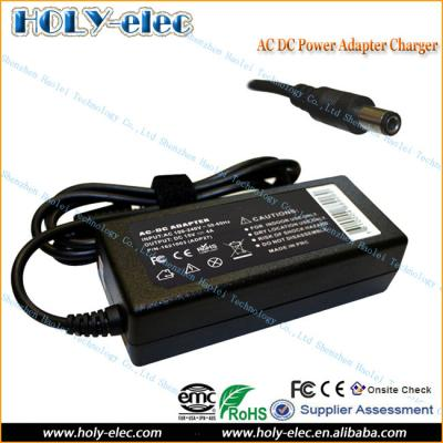 60W Compatible Laptop Power AC Adapter Charger for Toshiba ADP-57