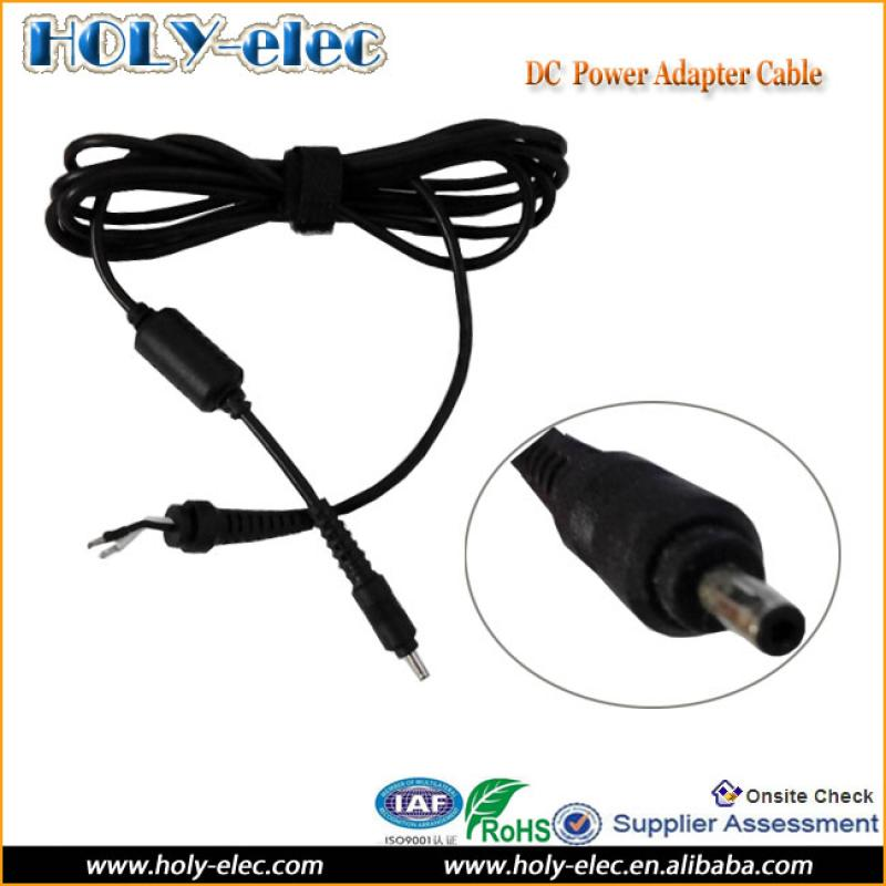 3.0x1.1mm DC Power Cable For ASUS/Lenovo Laptop Adapter